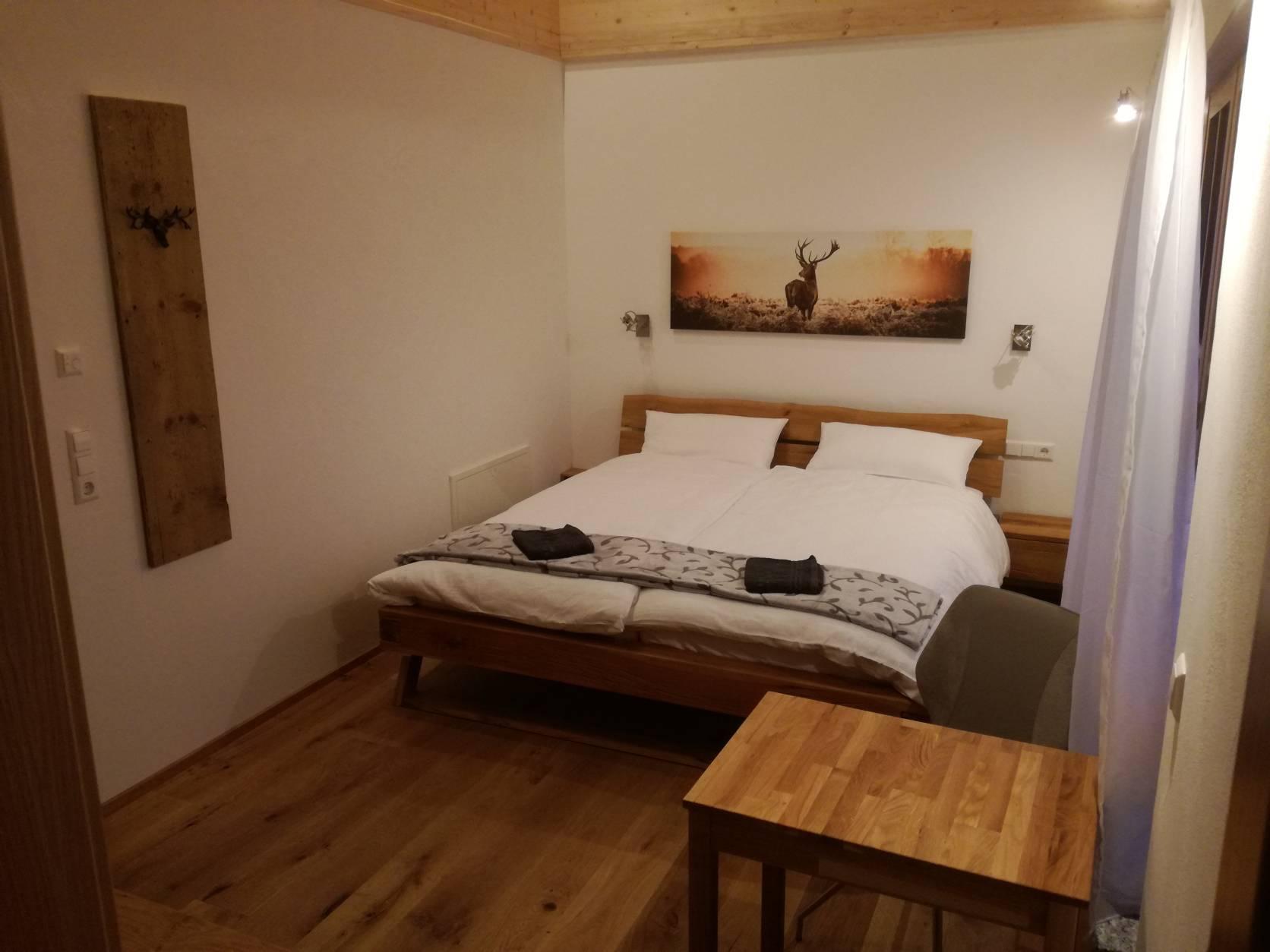 Bed & Bike Radpension Trichtingen - Zimmer und Preise